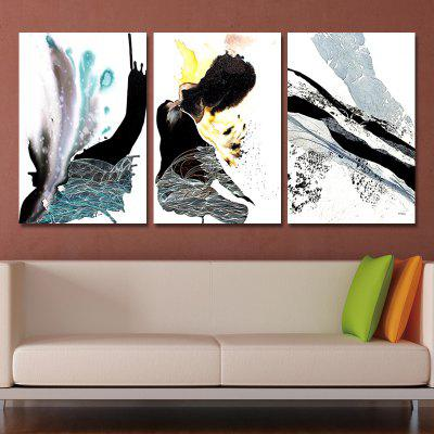 DYC11098 - 57-108-109 3PCS Abstract Pattern of Fashion Print Art