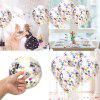 12 Inch Sequin Latex Balloon Romantic Wedding Party Decoration - MULTI-A