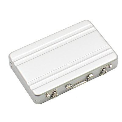 Mini Suitcase Shape Business Card Case
