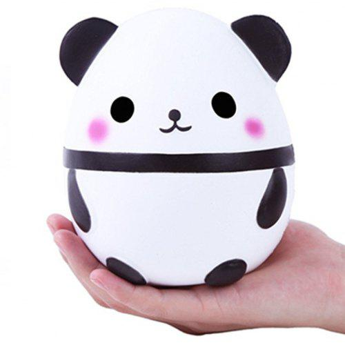 Cute Grand Panda Soft Pu Foam Jumbo Squishy Toy 1617 Free