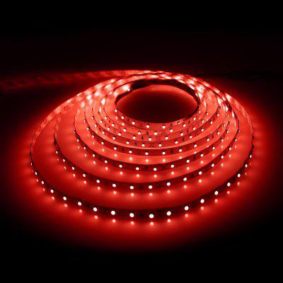 ZDM Wodoodporny 5M 300 x 2835 LED Light Strip i 12V / 2A Biały EU Power Adapter