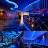 ZDM Waterproof  5M 300 x 2835 LED Light Strip and 12V/2A White EU Power Adapter - BLUE