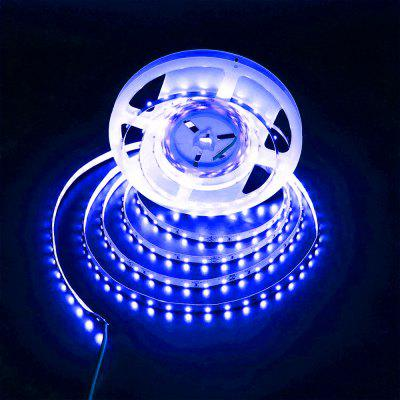 ZDM 5M 24W Non-Waterproof 2835 LED Light Strip and 12V/2A White EU Power Adapter