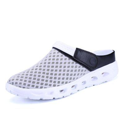 ZEACAVA Spring and Summer Breathable Mesh Lazy Shoes
