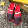 ZEACAVA Spring and Summer Breathable Mesh Lazy Shoes - RED