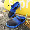 ZEACAVA Spring and Summer Breathable Mesh Lazy Shoes - BLUE