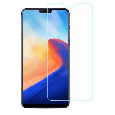 Minismile 9H Ultrathin Tempered Glass Film Screen Guard Protector for Oneplus 6