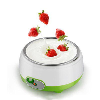 Eco-friendly Convenience Automatic Yogurt Maker Machine 15W 1L
