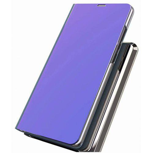 new product 84e24 aa228 Luxury Smart Clear View Mirror Flip Case Stand Cover for Xiaomi Redmi Note  5 Pro
