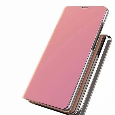 Luxury Smart Clear View Mirror Flip Case Stand Cover for Xiaomi Mi A2 / 6X