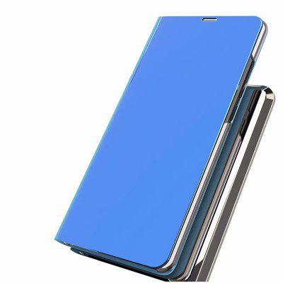 Smart Clear View Mirror Flip Case Stand Cover for Xiaomi Redmi Note 4X 32GB