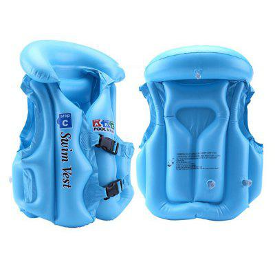 Inflatable Alar Children Swimwear Inflate Vest