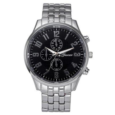 Fashion Men's Analog Quartz Stainless Steel Cool Wrist Watch