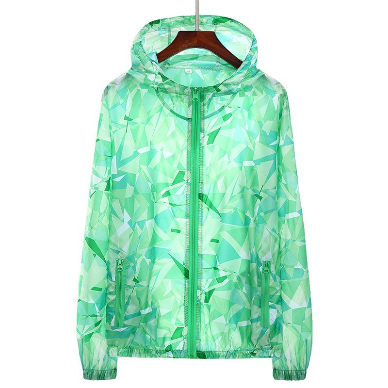 Super Lightweight Sun Protection Thin Skin Coat Waterproof Quick-Dry  Jackets