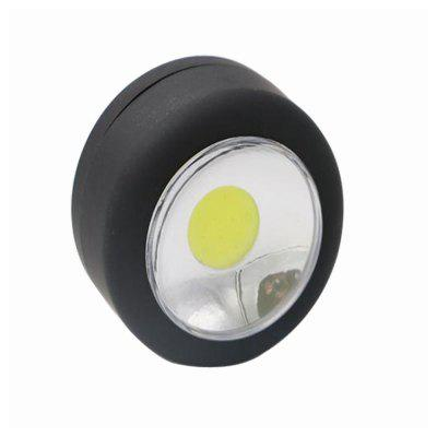 ZHISHUNJIA LED Outdoor Camping Lamp COB Working Light Black