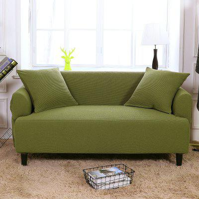 Thickened Knitted Elastic Sofa Cover