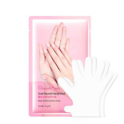Daralis Hand Membrane Gloves Whitening Exfoliating Hydrating 1pc