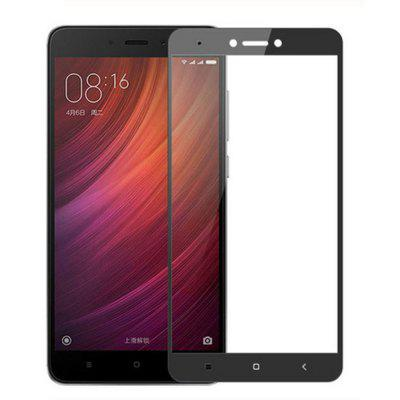 Screen Protector for Xiaomi Redmi Note 4X HD 3D Full Coverage High Clear Premium Tempered Glass