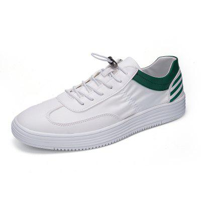Homme Mesh respirant Lace Up Summer Shoes