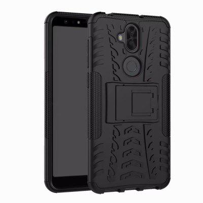 For Asus ZenFone 5 Lite ZC600KL Case Kickstand Swivel Full Body Armor Cover