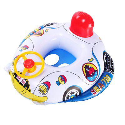 Lightweight Kid Boat Swim Ring Seat Toy