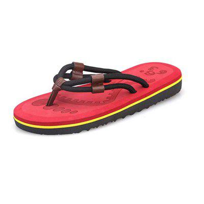 Tide Flip-Flops Manufacturers Sands Personality Slippers Men Beach Shoes