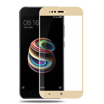 2PCS Full Cover Screen Protector Protective Tempered Glass for Xiaomi A1