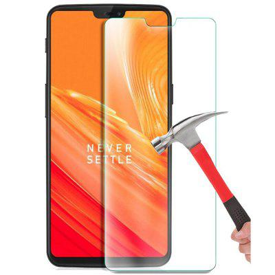 2.5D Arc Edge 9H Tempered Glass Screen Film for OnePlus 6