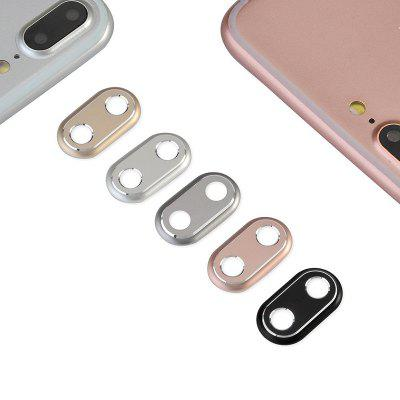 For iPhone 7/7 Plus Metal Camera Lens Protection Cover 5 Pieces