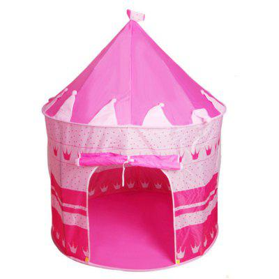 Children's Game House Prince Indoor and Outdoor Mongolia Bag Tents outdoor puzzle folding mongolia bag game house tents