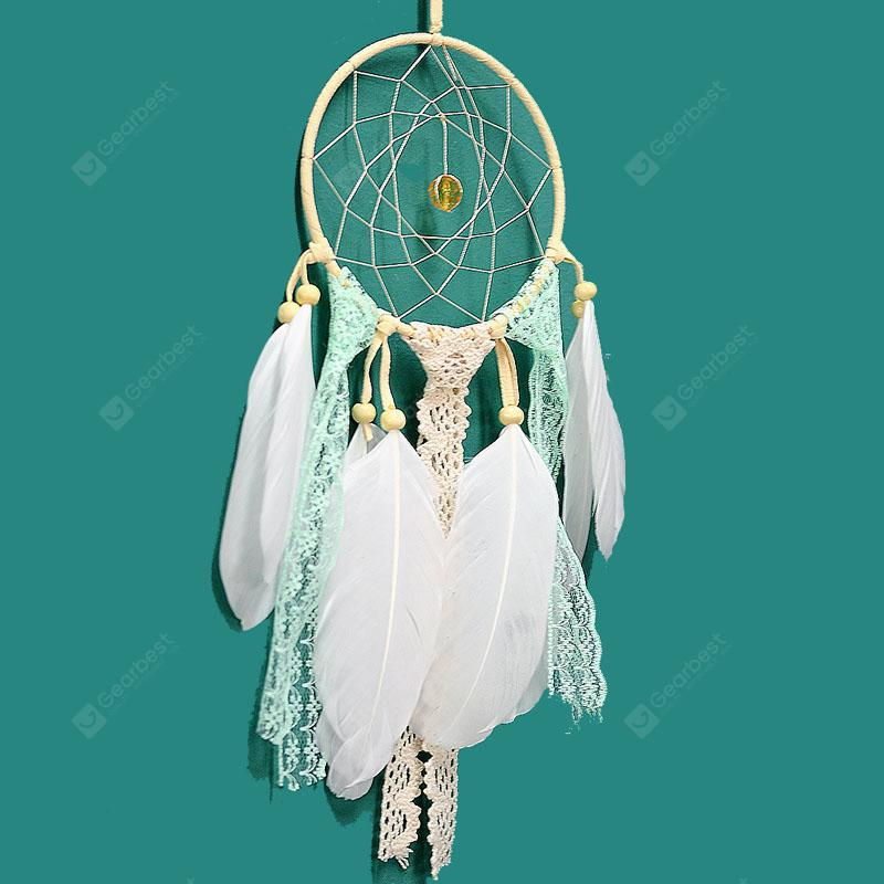 Small Fresh and Simple Girl Room Dreamcatcher Hanging Decoration