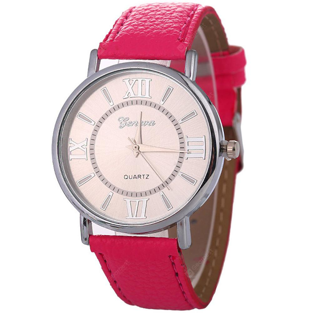 Fashion Simple Analog Sport Quartz Watch