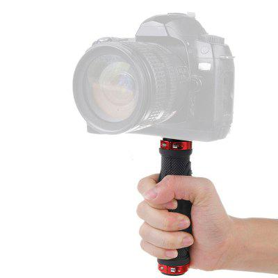 Flash Bracket Video Rubber Handle Small Handheld Stabilizer