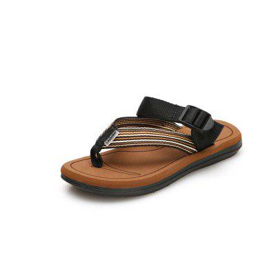 Sweethearts Tide Flip-Flops Manufacturers Sands Sandals Slippers Men Beach Shoes