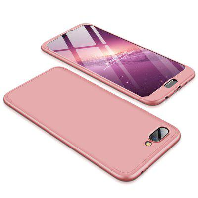Case Capa para Honor 10 Full Protection Hard PC 3 em 1 Fundas Coque Voltar