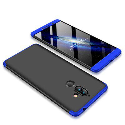 Cover Case for NOKIA 7 Plus Full Protection Hard PC 3 in 1 Fundas Coque Back