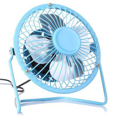 Mini Portable USB Fan Quiet Desktop Desk Silent Laptop PC Cooler Cooling gzeele laptop cpu cooling fan for lenovo for ideapad y460 y460a y460n y460c y460p notebook cooler radiator cooling 4 lines