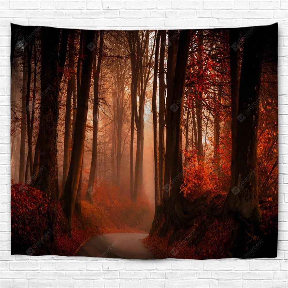 Mangrove Path 3D Printing Home Wall Hanging Tapestry for Decoration