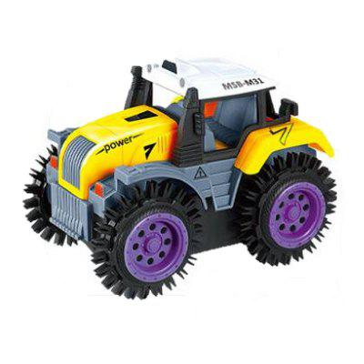 Electric Farm Track Super Tipping Car para niños