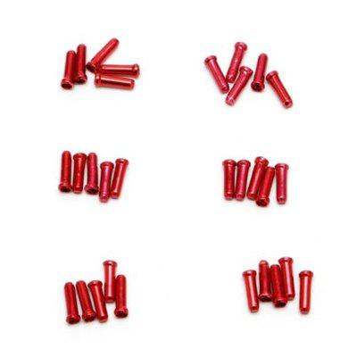 Bicycle Brake Shifter  Inner Cable Wire End Core Caps 30PCS