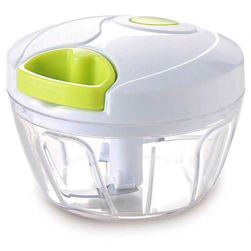 Portable Vegetable Fruit Chopper Hand Pull Food Onion Nuts Grinder