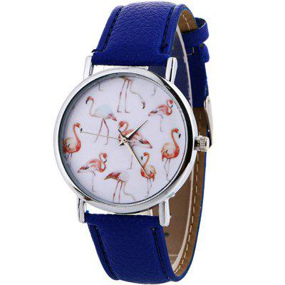 New Fashion Lady Casual  Minimalist Student Quartz Watch