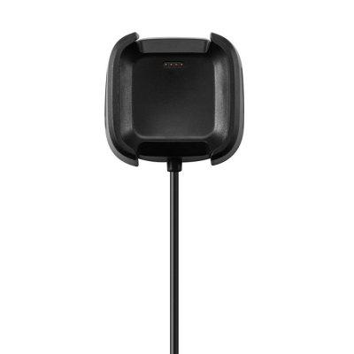 Data Cable Charging  Base Desktop Charger for Fitbit Versa Smart Watch
