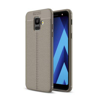 Case for Samsung Galaxy A6 Shockproof Back Cover Solid Color Soft TPU for samsung galaxy tab a a6 7 0 t280 t285 tablet case shockproof hard case military heavy duty silicone rugged stand cover