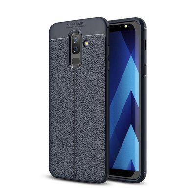 Case for Samsung Galaxy A6 Plus Shockproof Back Cover Solid Color Soft TPU for samsung galaxy tab a a6 7 0 t280 t285 tablet case shockproof hard case military heavy duty silicone rugged stand cover
