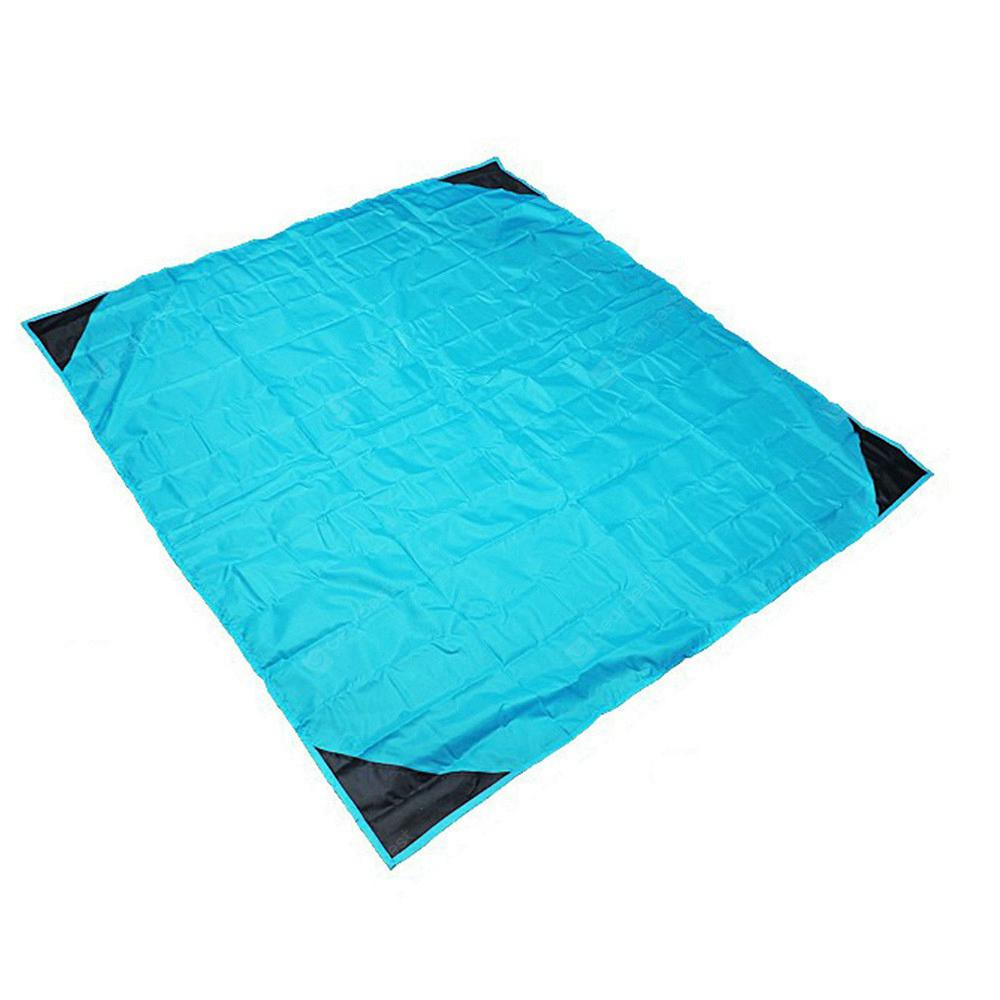 Outdoor Camping Easy Carry Pocket Picnic Mat Waterproof Folding Lawn Cushion