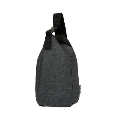 Current Canvas Sports Leisure Shoulder Diagonal Small Backpack for Men