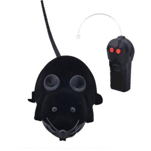 Funny Wireless Electronic Remote Control Mouse Rat Toy for Cats Dogs Pets