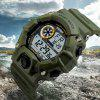 SKMEI Men Multifunctional Wristwatch - WOODLAND CAMOUFLAGE