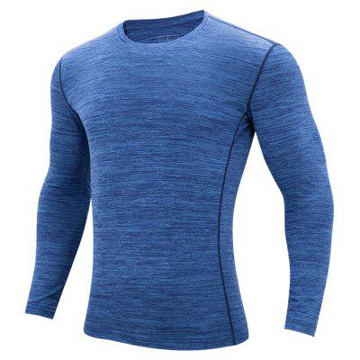 Men Outdoor Long Sleeve Quick-drying Shirt